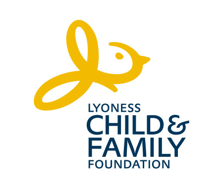 Lyoness Child & Family Foundation: Corporate Design und Imagebroschüre